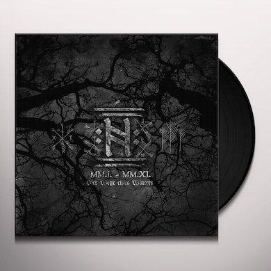MM.I. - MM.XI. - VIER WEGE EINES WINTERS Vinyl Record