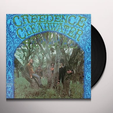Creedence Clearwater Revival (Half Speed Master)(LP) Vinyl Record