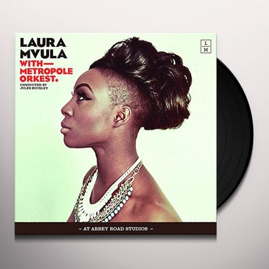 Laura Mvula WITH METROPOLE ORKEST Vinyl Record