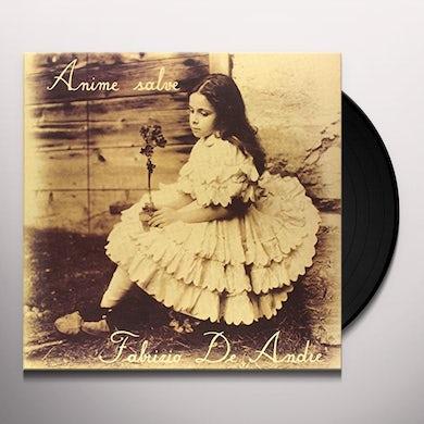 Fabrizio De André ANIME SALVE (GER) Vinyl Record