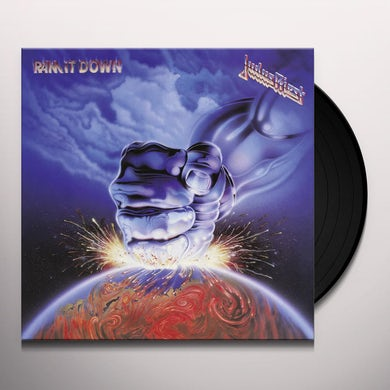 Judas Priest RAM IT DOWN Vinyl Record