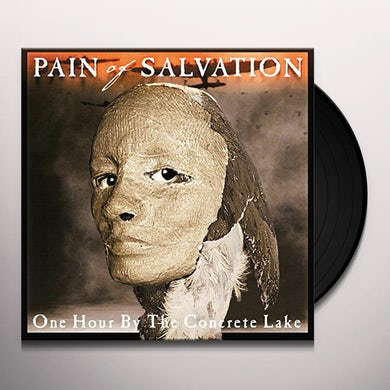 PAIN OF SALVATION ONE HOUR BY THE CONCRETE LAKE Vinyl Record