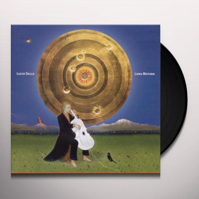 Lucio Dalla LUNA MATANA Vinyl Record