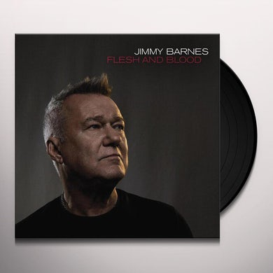 Jimmy Barnes FLESH & BLOOD Vinyl Record