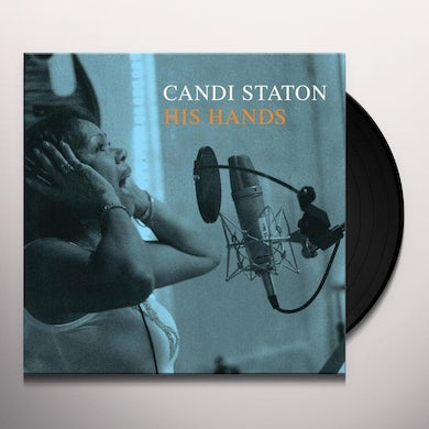 Candi Staton HIS HANDS/ YOU DON'T HAVE FAR TO GO Vinyl Record