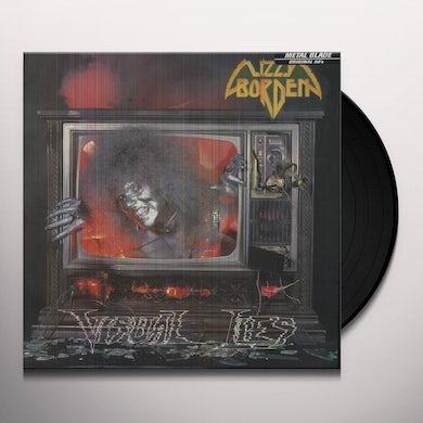 Lizzy Borden VISUAL LIES Vinyl Record
