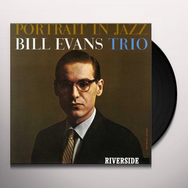 Bill Evans PORTRAIT IN JAZZ Vinyl Record