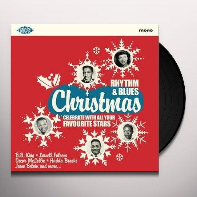 Rhythm & Blues Christmas / Various