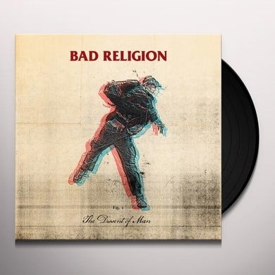 Bad Religion DISSENT OF MAN Vinyl Record
