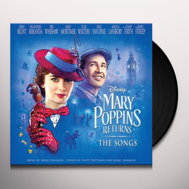 Mary Poppins Returns: The Songs / Various