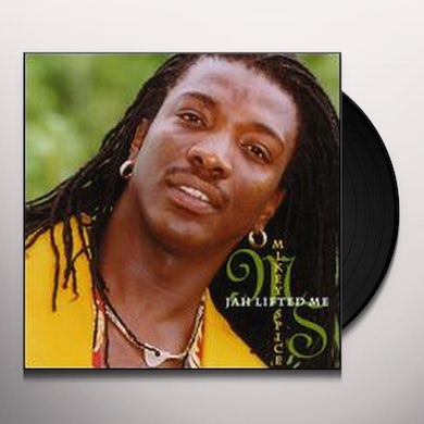 Mikey Spice JAH LIFTED ME Vinyl Record