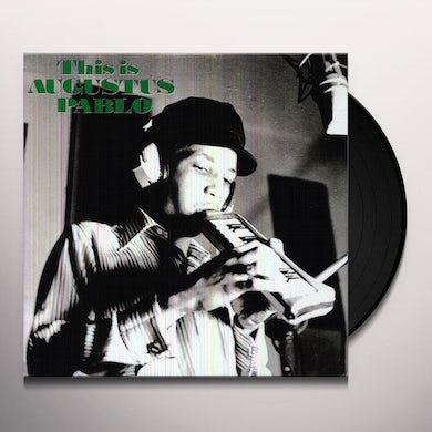 Augustus Pablo THIS IS A.G. Vinyl Record