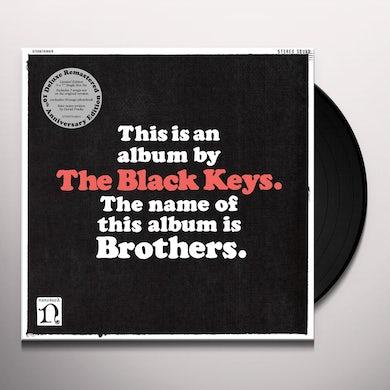 Black Keys Brothers  Deluxe Remaster  9 7 Inch Vinyl Record