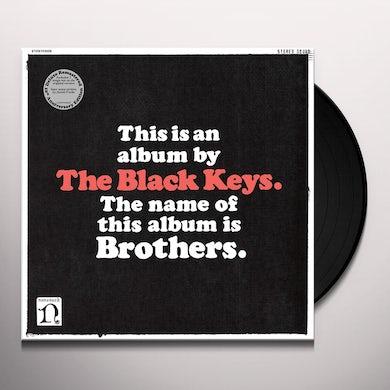 Black Keys Brothers  Deluxe Remaster Vinyl Record