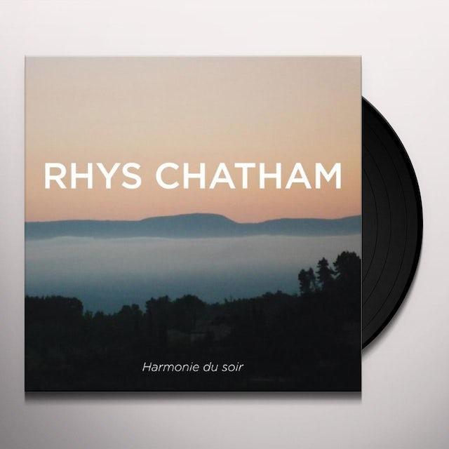 Rhys Chatham HARMONIE DU SOIR Vinyl Record