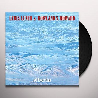 Lydia Lunch Siberia Vinyl Record
