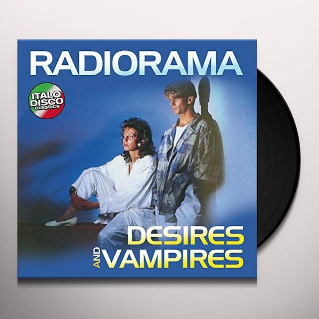 RADIORAMA DESIRES AND VAMPIRES Vinyl Record