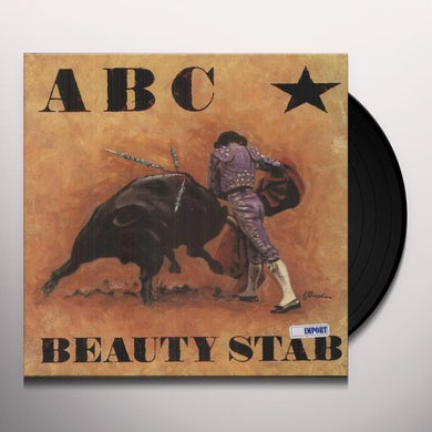 Abc BEAUTY STAB Vinyl Record