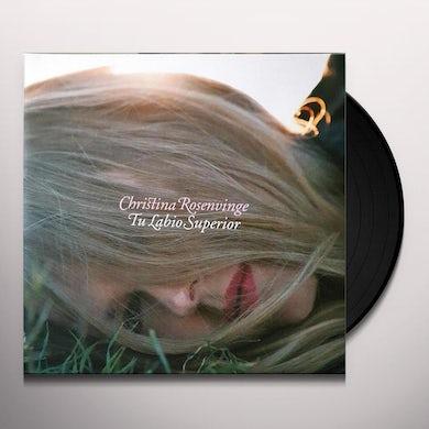 Christina Rosenvinge TU LABIO SUPERIOR Vinyl Record