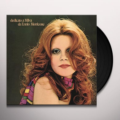 DEDICATO A MILVA DA ENNIO MORRICONE Vinyl Record