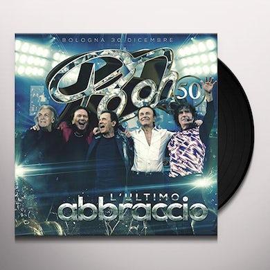 POOH L'ULTIMO ABBRACCIO Vinyl Record