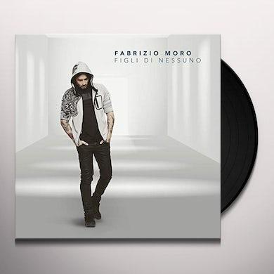 Fabrizio Moro FIGLI DI NESSUNO Vinyl Record