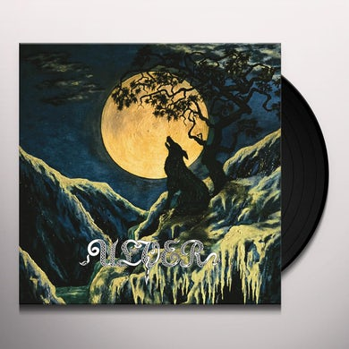 Ulver NATTENS MADRIGAL: AATTE HYMNE TIL ULVEN I MANDEN Vinyl Record