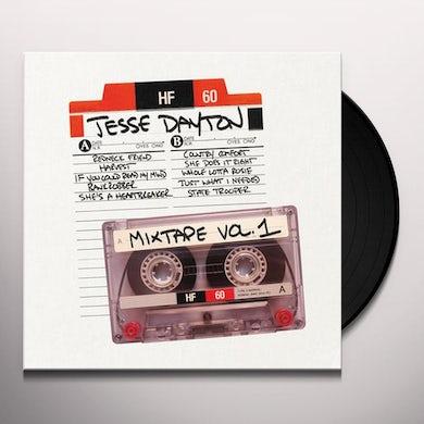 Jesse Dayton Mixtape Volume 1 Vinyl Record