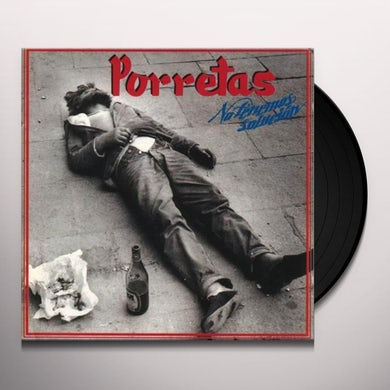 Porretas NO TENEMOS SOLUCION Vinyl Record