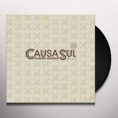 Causa Sui VOL. 1-3-SUMMER SESSIONS Vinyl Record