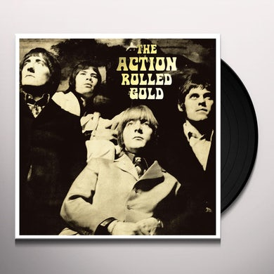 Action ROLLED GOLD Vinyl Record