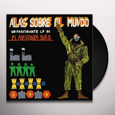 AVIADOR DRO ALAS SOBRE EL MUNDO Vinyl Record