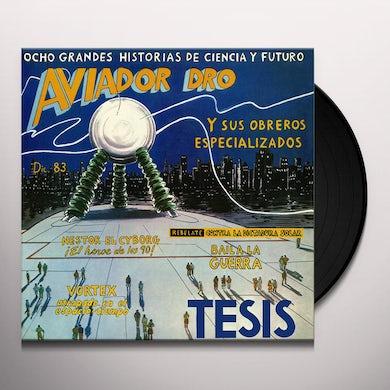 AVIADOR DRO TESIS Vinyl Record