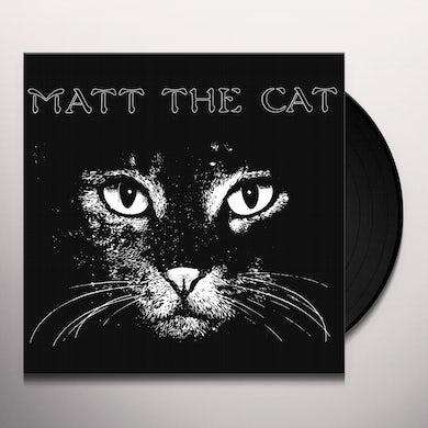 Matthew Larkin Cassell MATT THE CAT Vinyl Record
