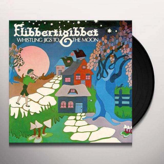 Flibbertigibbet WHISTLING JIGS TO THE MOON Vinyl Record