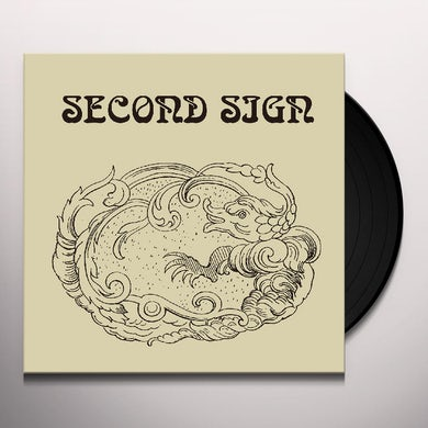 SECOND SIGN Vinyl Record