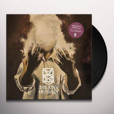 Zugezogen Maskulin ALLES BRENNT Vinyl Record
