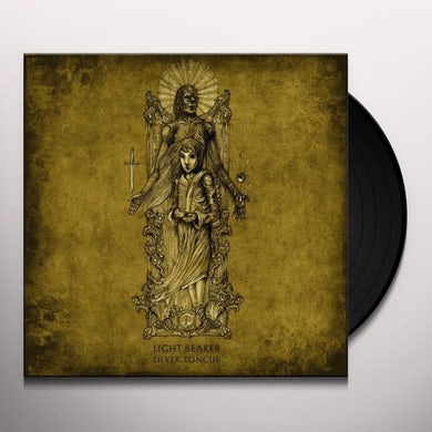 Light Bearer SILVER TONGUE Vinyl Record