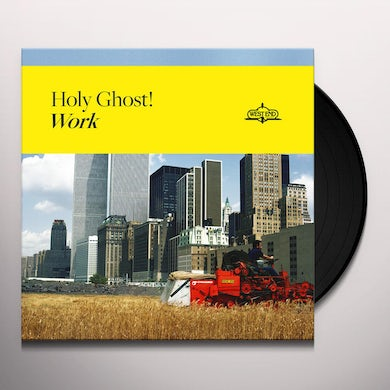 Holy Ghost! WORK Vinyl Record