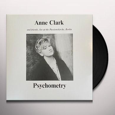 Anne Clark PSYCHOMETRY - LIVE AT PASSIONSKIRCHE BERLIN Vinyl Record