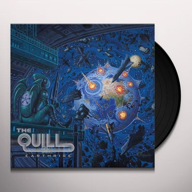 The Quill EARTHRISE Vinyl Record