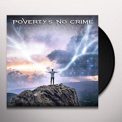 SECRET TO HIDE Vinyl Record