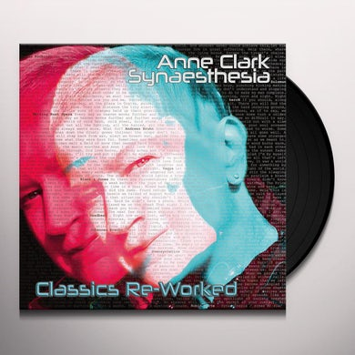 SYNAESTHESIA - ANNE CLARK CLASSICS REWORKED Vinyl Record