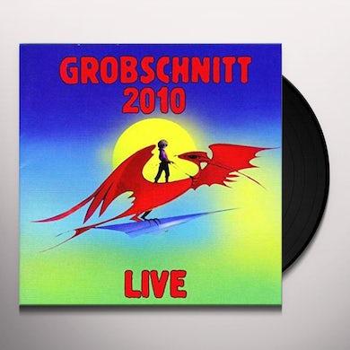 Grobschnitt 2010 LIVE Vinyl Record
