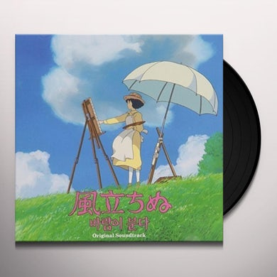 WIND RISES / Original Soundtrack Vinyl Record
