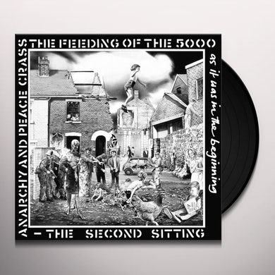 FEEDING OF THE FIVE THOUSAND (THE SECOND SITTING) Vinyl Record