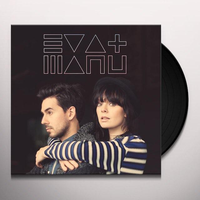 EVA & MANU CINNAMON HEARTS Vinyl Record