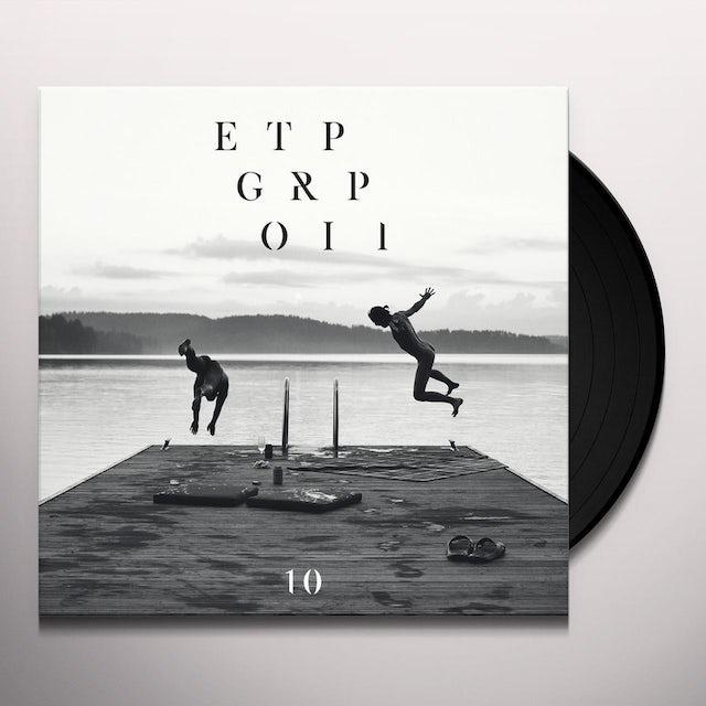 Egotrippi 10 Vinyl Record