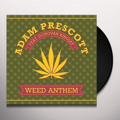 Adam Prescott WEED ANTHEM Vinyl Record