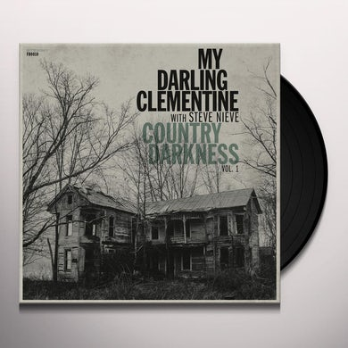 COUNTRY DARKNESS VOL 1 Vinyl Record